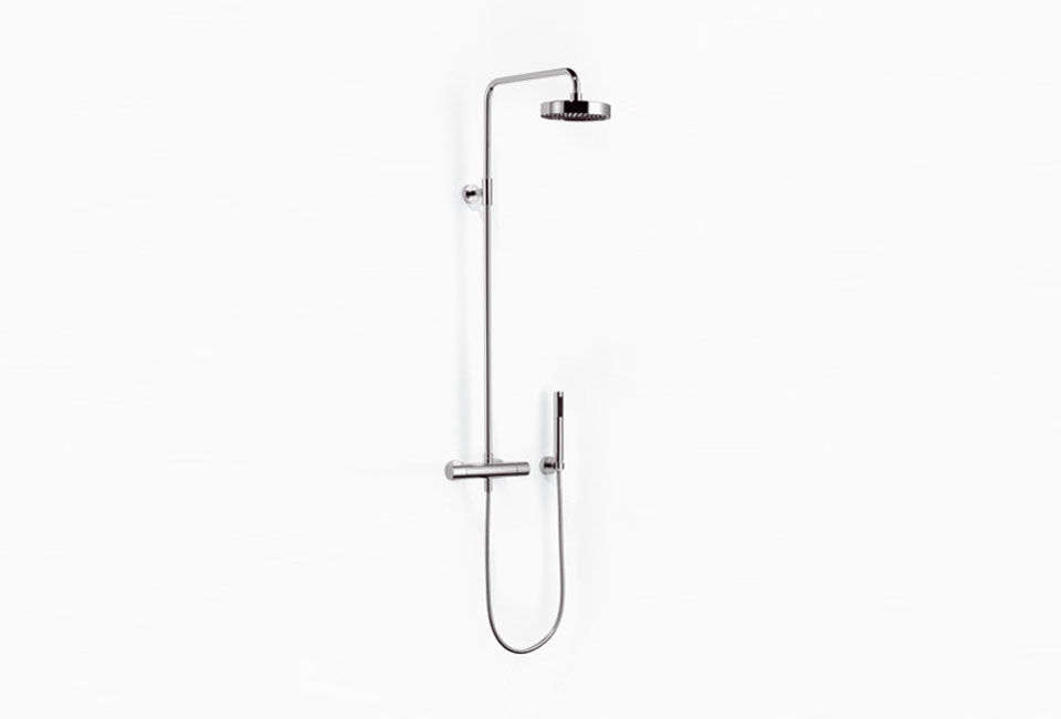 10 Easy Pieces: Exposed Wall-Mounted Showers - Remodelista