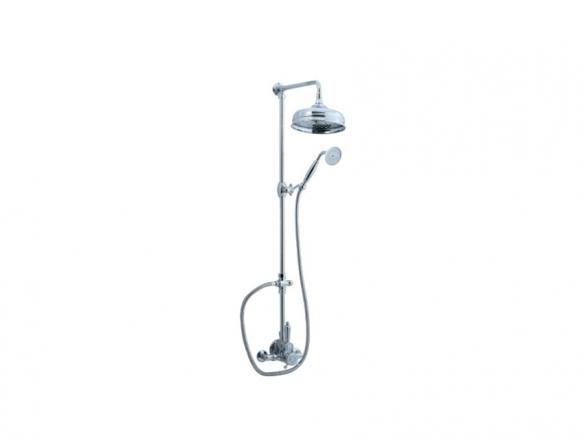 Hansgrohe Axor Terrano Showerpipe