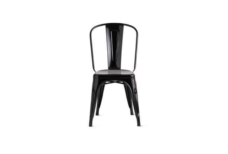 10 Easy Pieces Classic Can 39 T Go Wrong Black Dining Chairs Remodelista