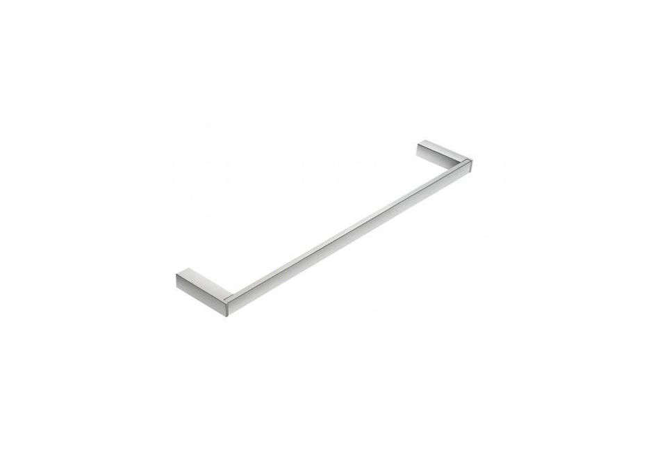 Bath Life Towel Bar In Stainless Steel
