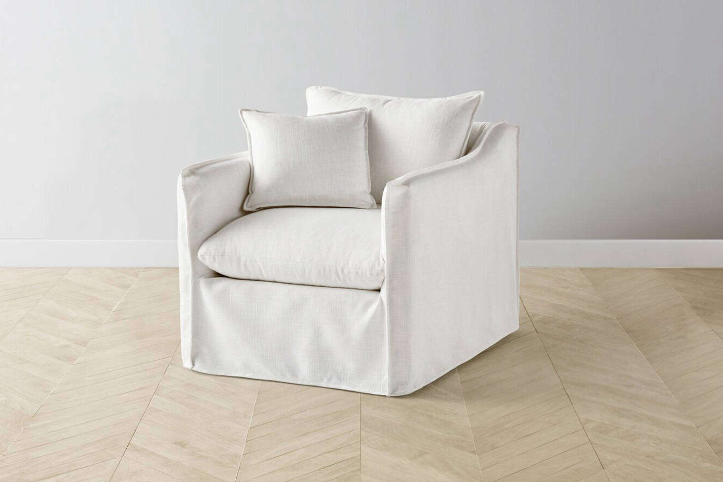 From new company Maiden Home, the Dune Chair is $data-src=
