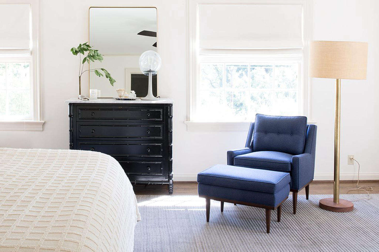 The Jack Chair in Blue Wool is $data-src=