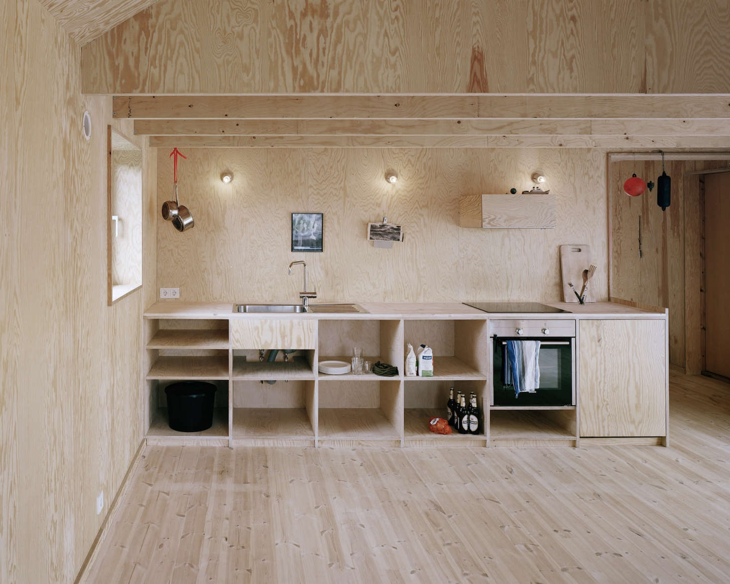 a kitchen clad entirely in plywood by johannes norlander arkitektur  for more of the all 10 favorites  the unexpected appeal of plywood   remodelista  rh   remodelista com