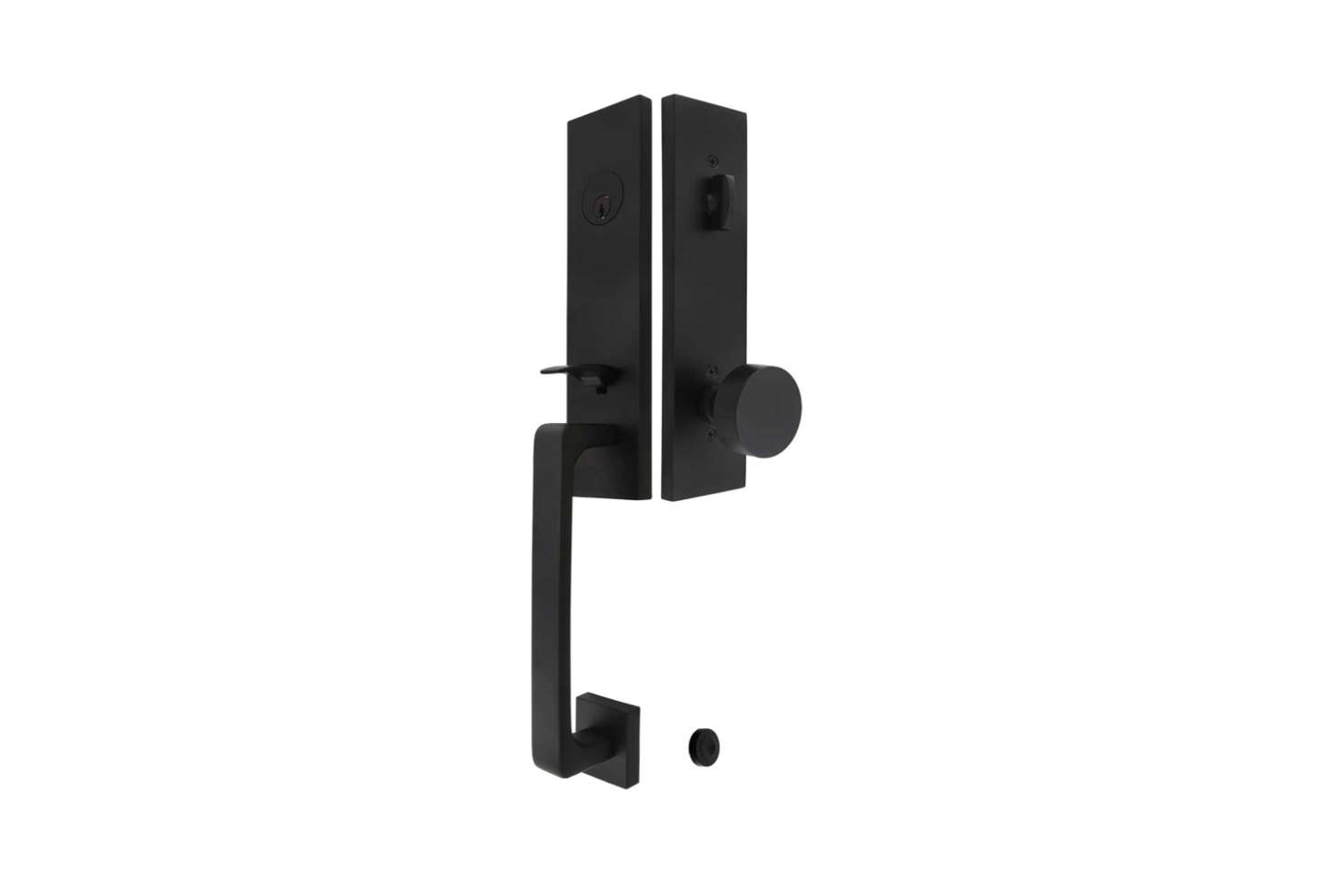 10 Easy Pieces Thumb Latch Front Door Entry Sets Remodelista