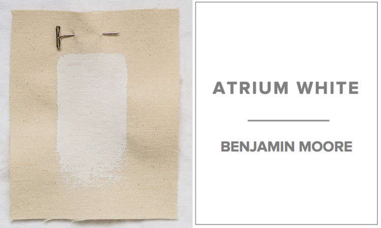 A Favorite White For Michielli Wyetzner Architects In New York Is Benjamin Moore Atrium