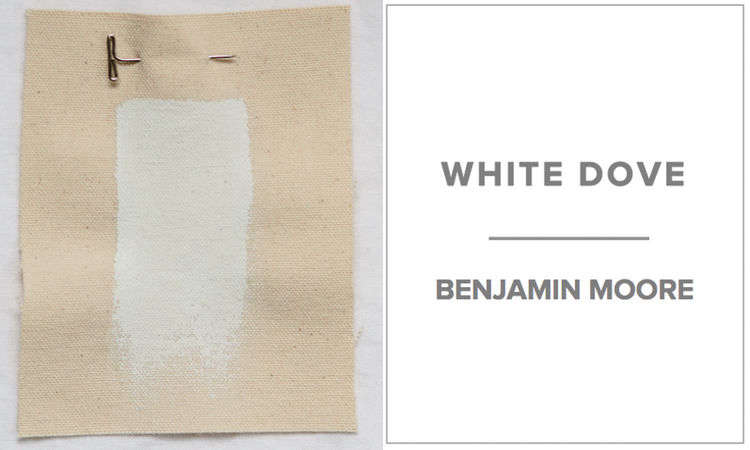 The Top Choice For An All Purpose White Is Benjamin Moore S Dove San