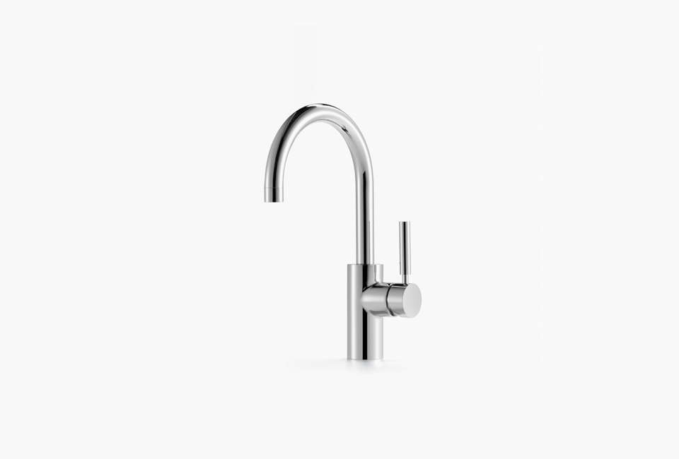 High/Low: Dornbracht vs. Grohe Kitchen Faucet - Remodelista