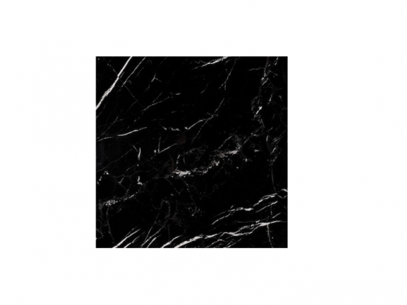 Bermar Natural Stone Black Marble Honed Marble Floor And Wall Tile