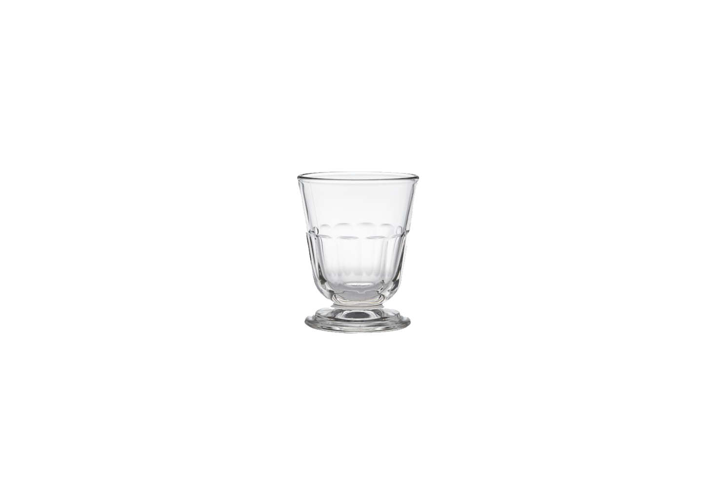 Made by La Rochere, a French company that dates back to 75, the Perigord Tumbler is $59 for a set of six from Pottery Barn.