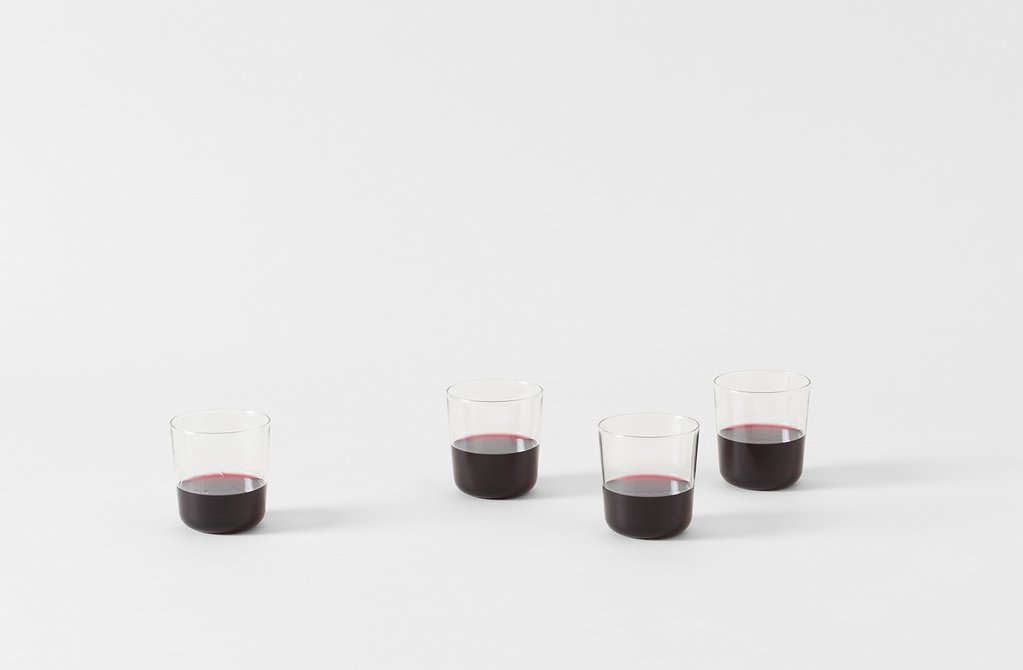 The Luisa Clear Wine Glasses are $35 each at March.