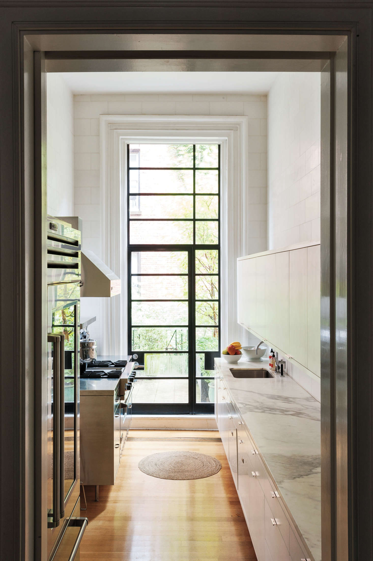 Francesca Connolly Brooklyn Heights Kitchen