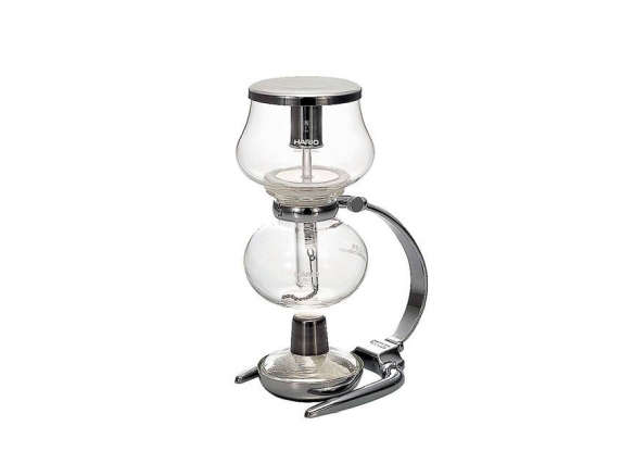 Hario Mini One Cup Ss And Glass Coffee Maker