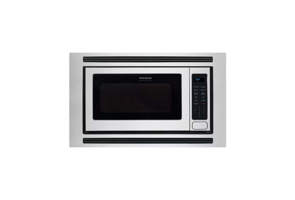 The Frigidaire Professional 24 Inch Built In Microwave Stainless Steel Is 353 20 At