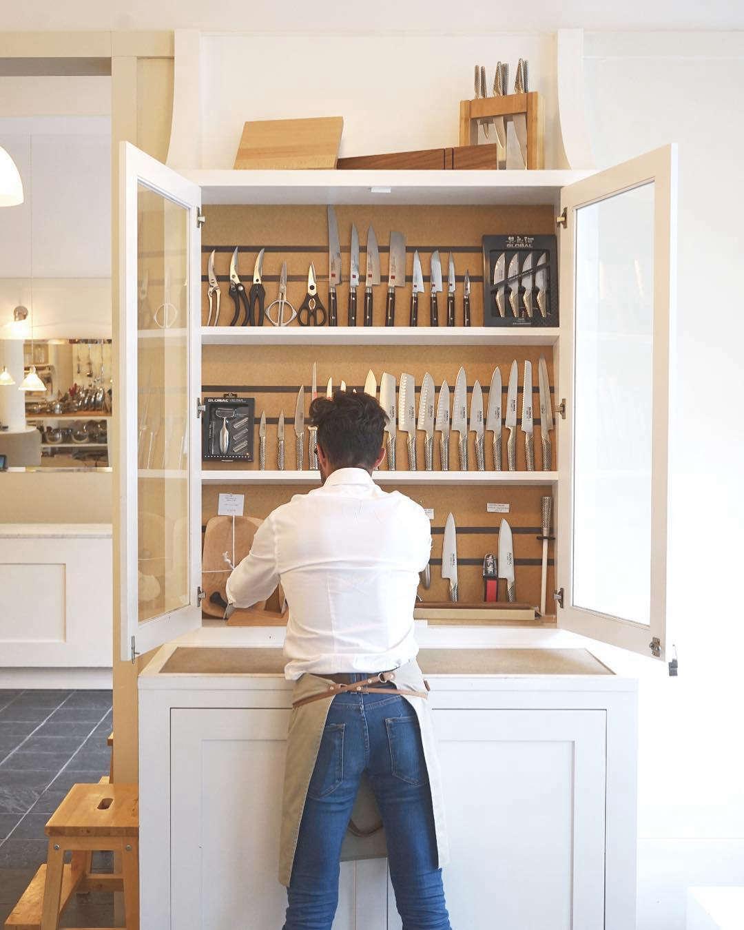 Les Touilleurs: A Classic Kitchen Emporium in Montreal - Remodelista
