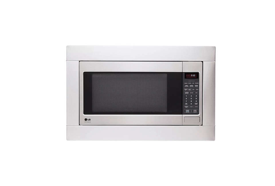 10 Easy Pieces: Built-in Microwaves