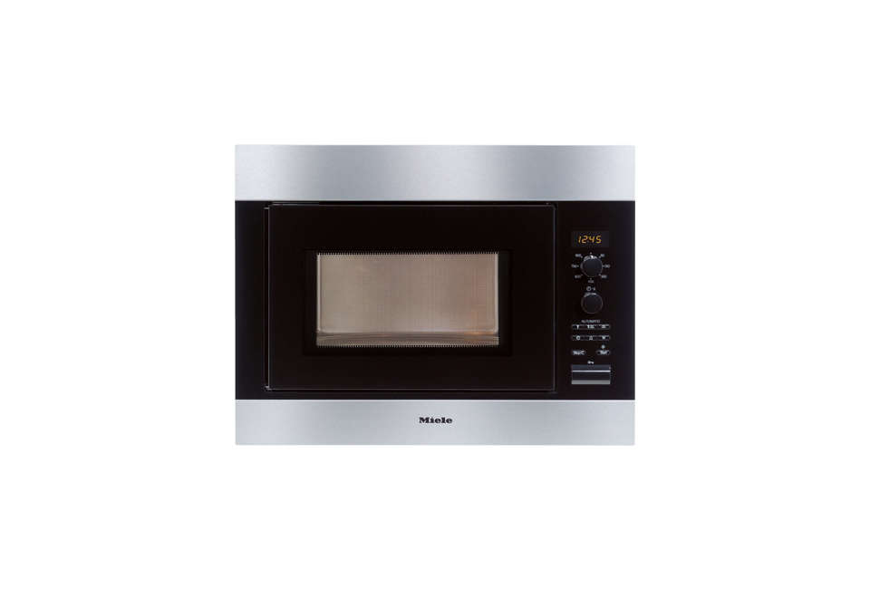 The Miele Chef S Series 8260 Built In Microwave Is A 24 Inch Wide