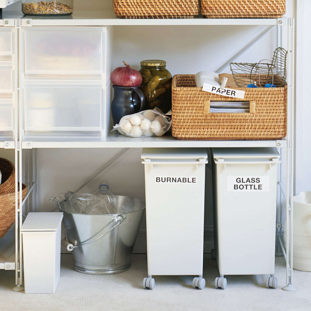 10 Easy Pieces: Recycling Bins