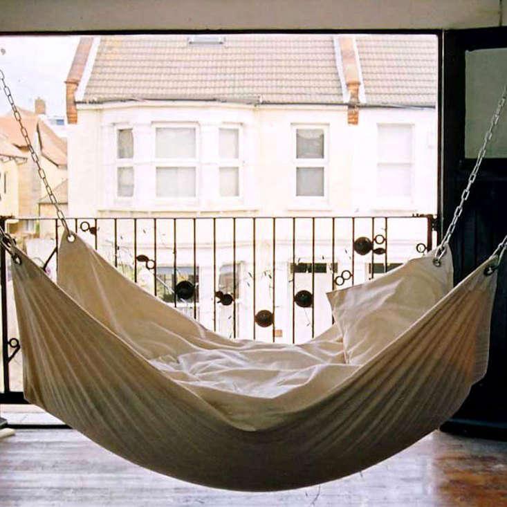 a le beanock hammock  570  object lessons  the nautical hammock   remodelista  rh   remodelista