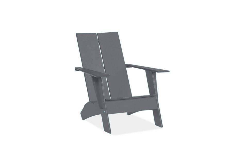 for grey chairs modern lounge outdoor adirondack products chair side the patio lollygagger designs loll