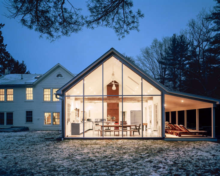 The Country Rental A Floating Farmhouse in Upstate New York Remodelista