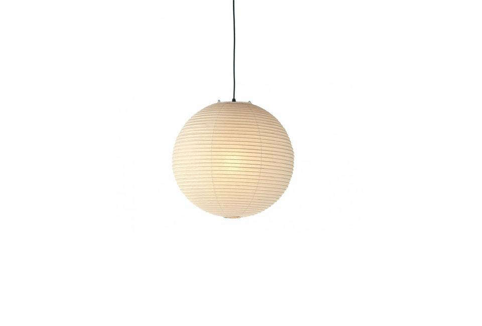 The Globe Akari Lantern is available in five sizes ranging from src=