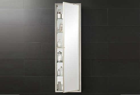 Frame Metal Full Length Medicine Cabinet