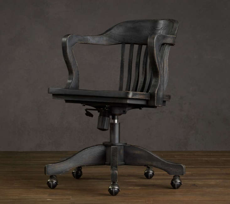 10 easy pieces classic desk chairs remodelista
