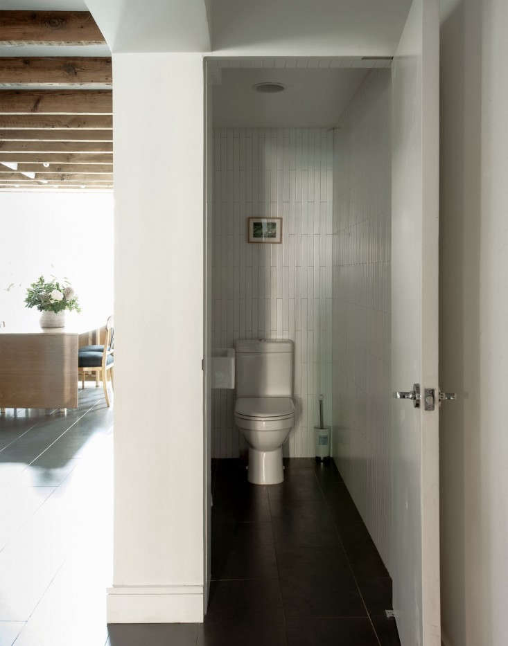 annabelle selldorf brooklyn powder room remodelista - Bathroom Remodeling Brooklyn