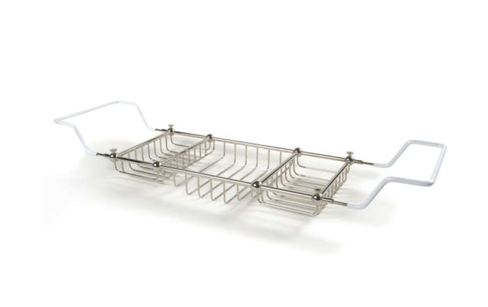 Stainless Steel Bathtub Caddy - Bathtub Ideas