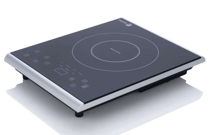 Above The Or Portable Induction Cooktop Offers Energy Efficient High Cooking In A Small Package 12 By 14 Inch Burner Packs 1 800