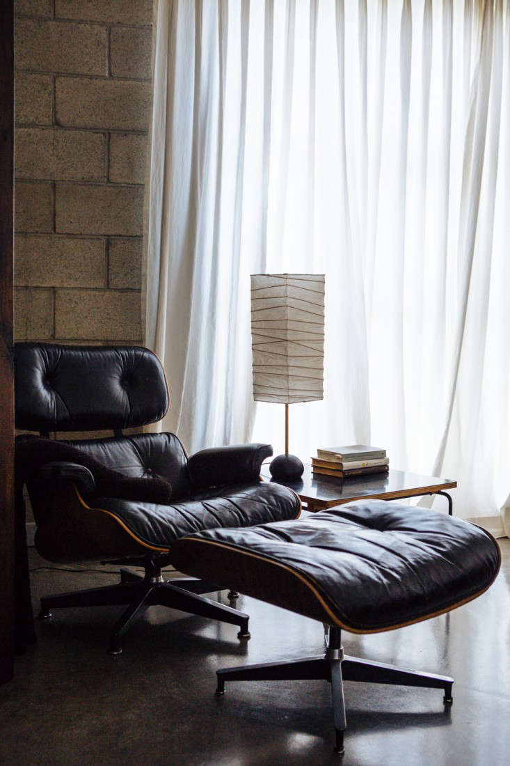 Object Lessons: The Iconic Eames Lounge Chair - Remodelista