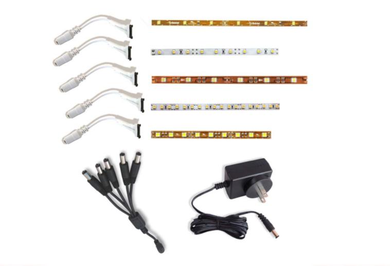 Flexible led strip light sample kit aloadofball Image collections