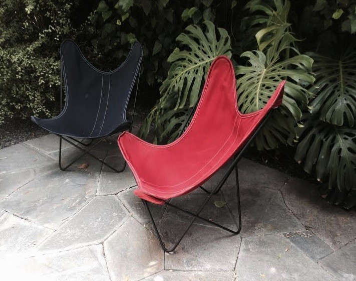 Wonderful Object Lessons: The Classic Butterfly Chair