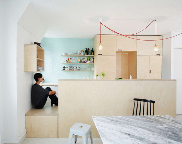 Kitchen of the Week: A Compact Family Kitchen in Paris