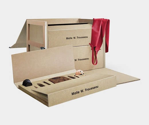 Malle Trousseau Kitchen Set