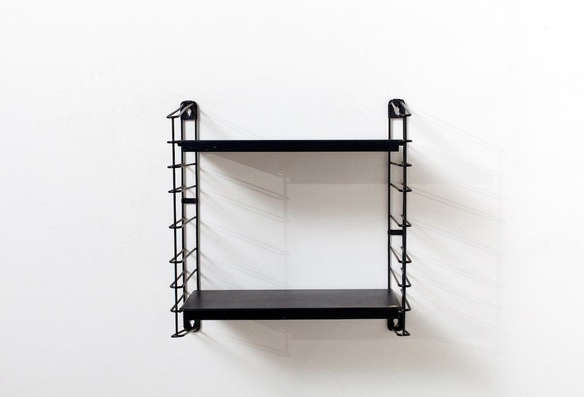 tomado industrial metal shelving wall unit - Industrial Metal Shelving