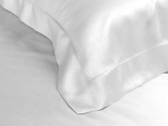 19 momme oxford silk pillowcase - Silk Pillow Case