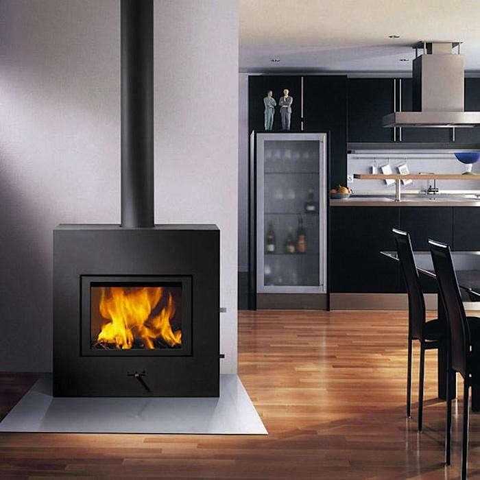 Rais X Basic Fireplace