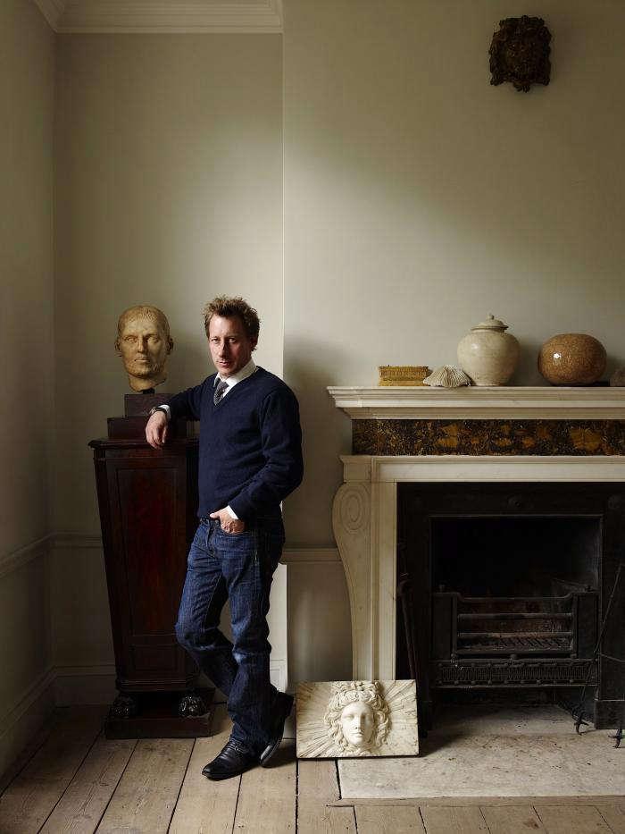 Expert Advice  London Antiques Dealer Will Fisher on Stealth Glamor. Expert Advice  London Antiques Dealer Will Fisher on Stealth