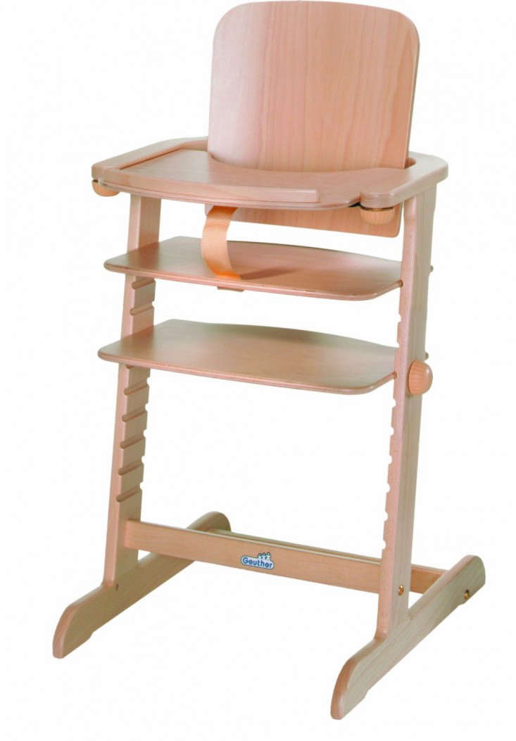 Geuther family highchair natural for Chaise haute