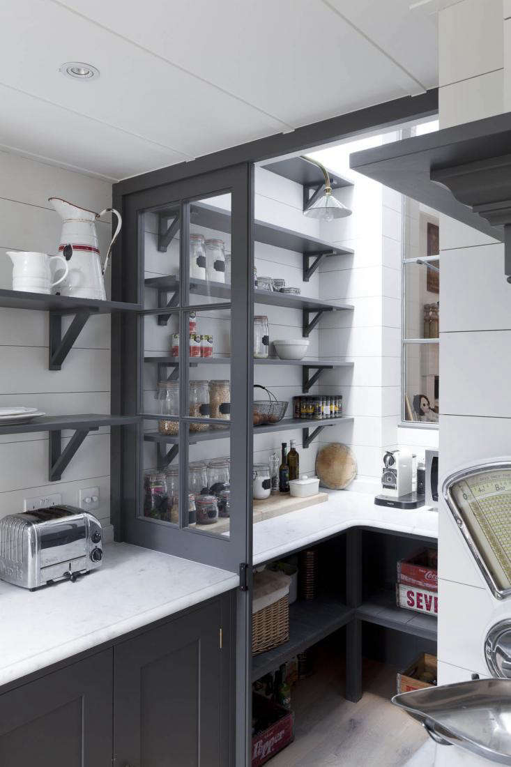 says photographer abi campbell of her kitchen pantry i had a funny dead space - Kitchen Pantries