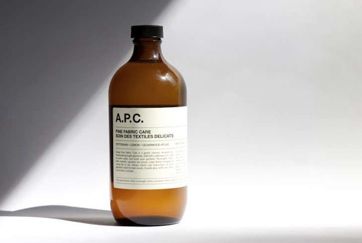 APC Aesop Fine Fabric Care