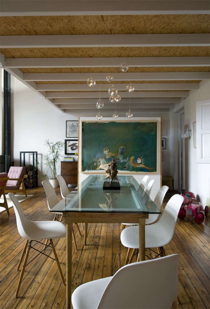 Vote for the Best Living/Dining Space in the Remodelista Considered Design  Awards 2014: Professional Category
