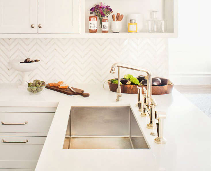 10 Easy Pieces: Architectsu0027 Go To Traditional Kitchen Faucets