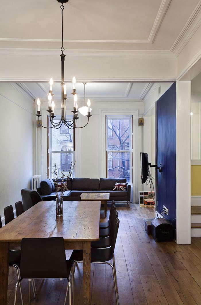 Rehab Diaries: Color Block Kitchen in Brooklyn