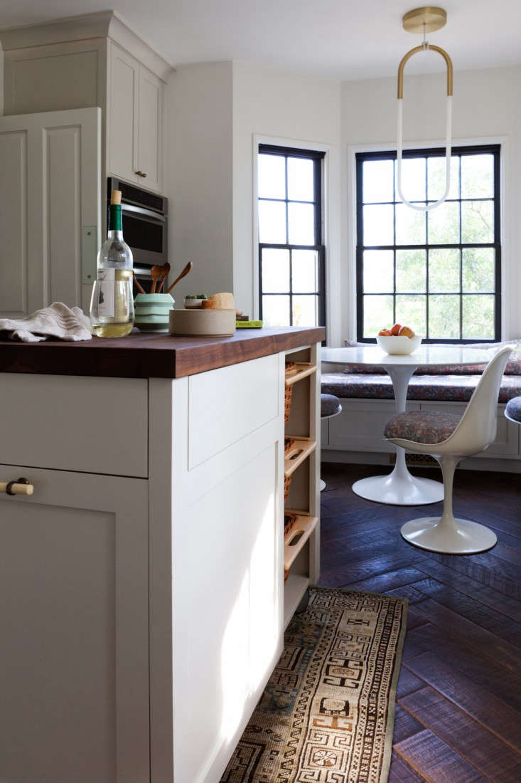 Kitchen of the Week: Practicality in White Marble - Remodelista