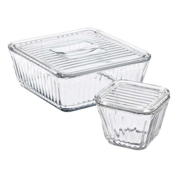 10 Easy Pieces Food Storage Containers Plastic Free Edition