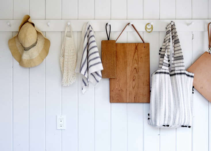 Summer essentials. Photograph fromA Chic Fixer-Upper on Fire Island, Budget Edition.