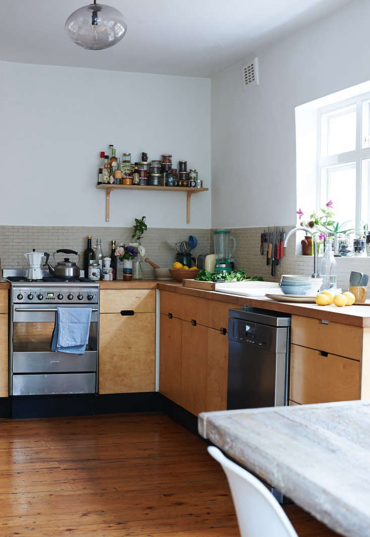The Kitchen Of Chef And Cookbook Author Anna Jones Is Where She Shot Her Book A