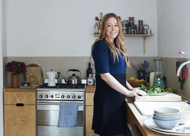 Fresh And Clean A London Chef Lives The Way She Cooks